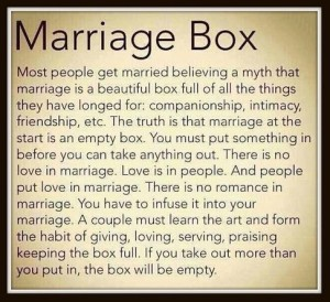 MarriageBox