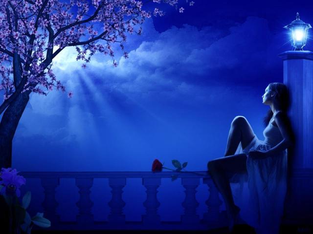 Night Dreamer Girl