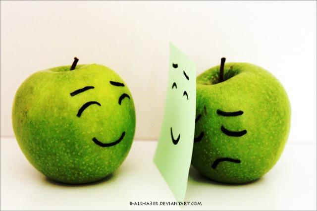 smilingApple