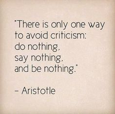 avoidingCriticism