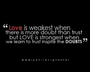 DoubtingLove