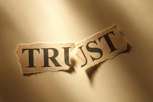 trust torn header